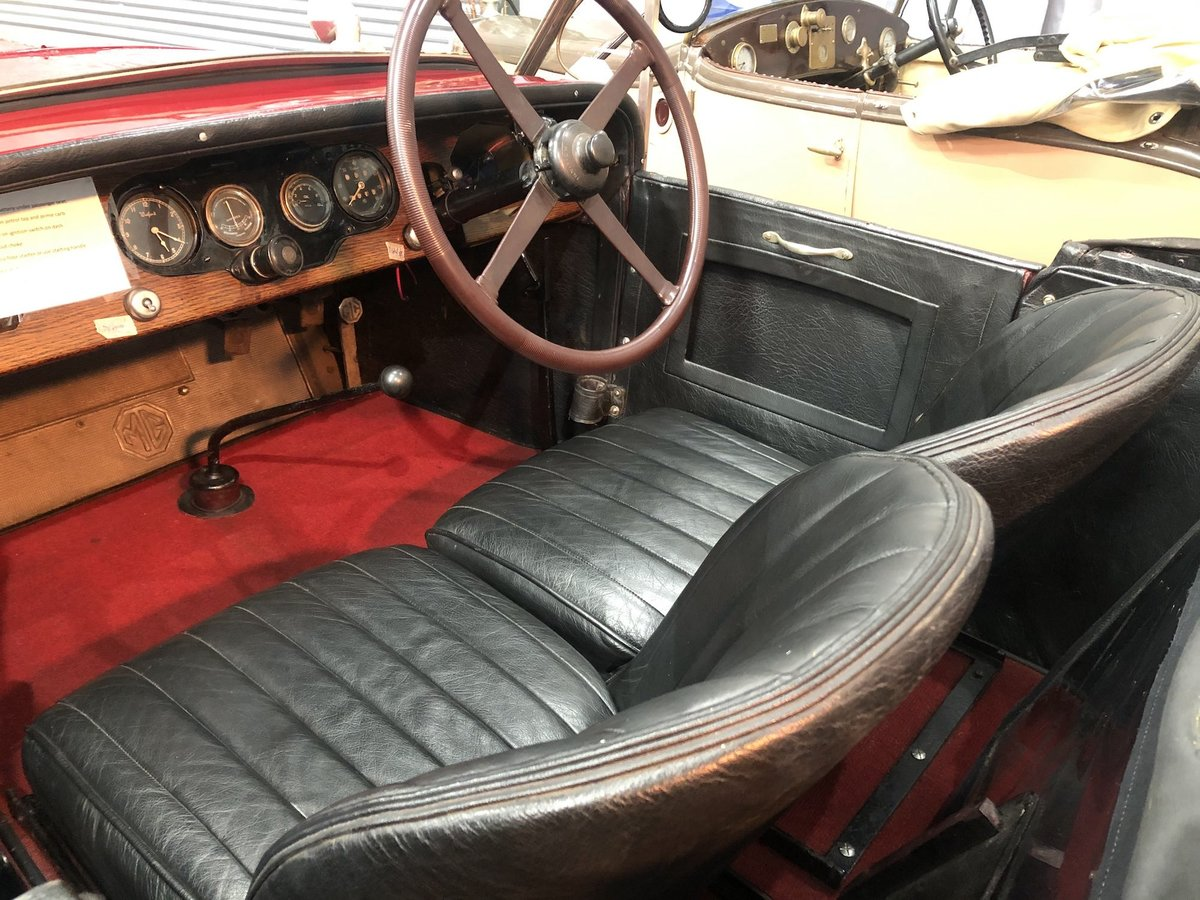 1929 MG 14/40 Two Seater with Dickey For Sale (picture 9 of 18)