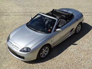 2005 MG TF 135 – FSH/Low Mileage/Matching Numbers