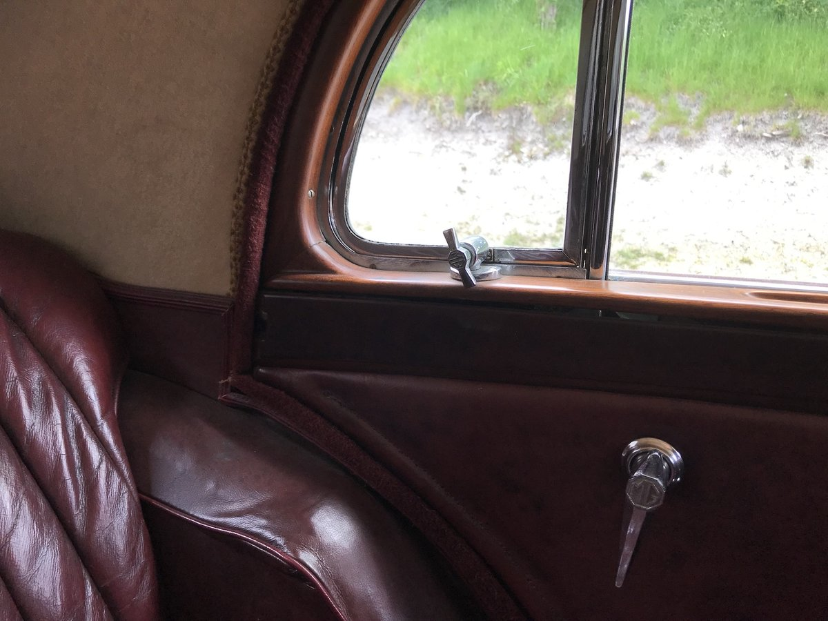 1936 MG VA Saloon - Significant History- Olympia Motor  For Sale (picture 16 of 18)