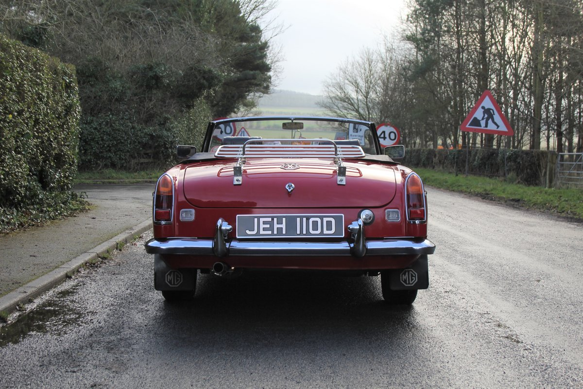 1966 MG B Roadster, Stage 2, 2.0 Spec, Beautiful Throughout For Sale (picture 5 of 20)