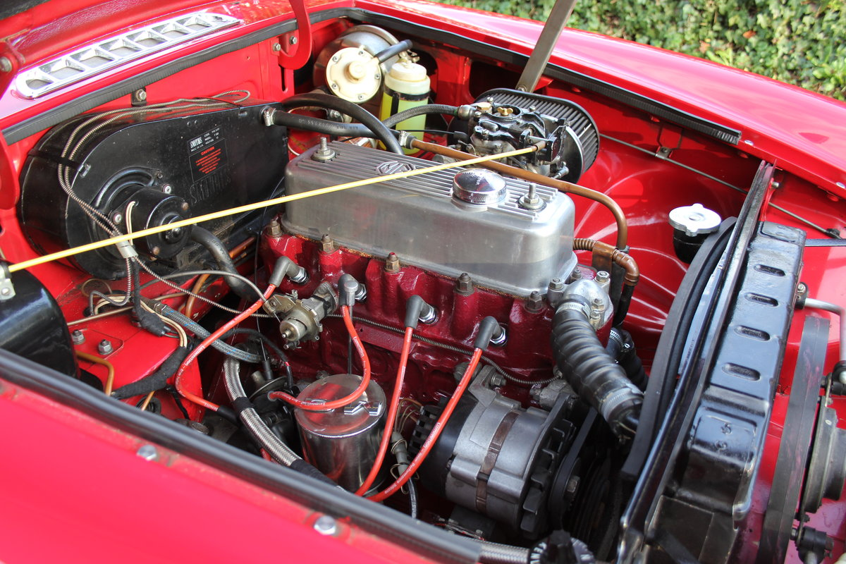 1966 MG B Roadster, Stage 2, 2.0 Spec, Beautiful Throughout For Sale (picture 13 of 20)