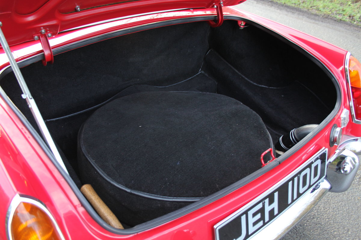 1966 MG B Roadster, Stage 2, 2.0 Spec, Beautiful Throughout For Sale (picture 16 of 20)