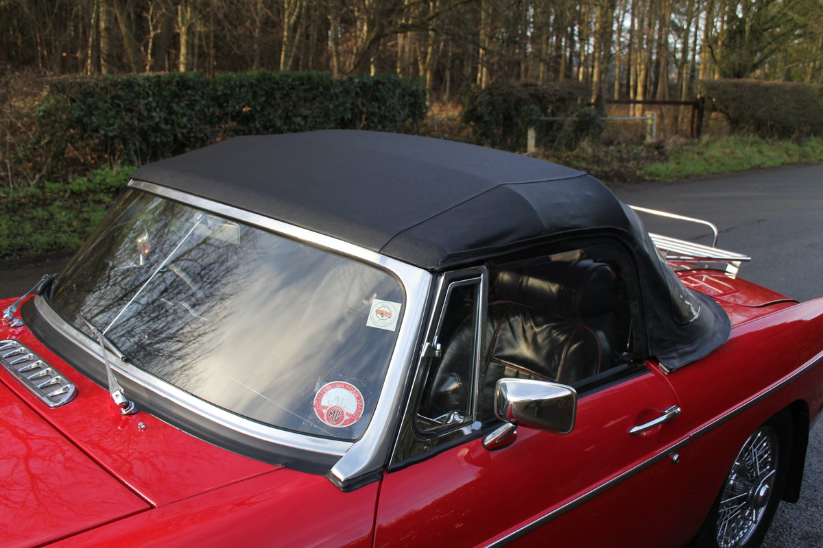 1966 MG B Roadster, Stage 2, 2.0 Spec, Beautiful Throughout For Sale (picture 18 of 20)