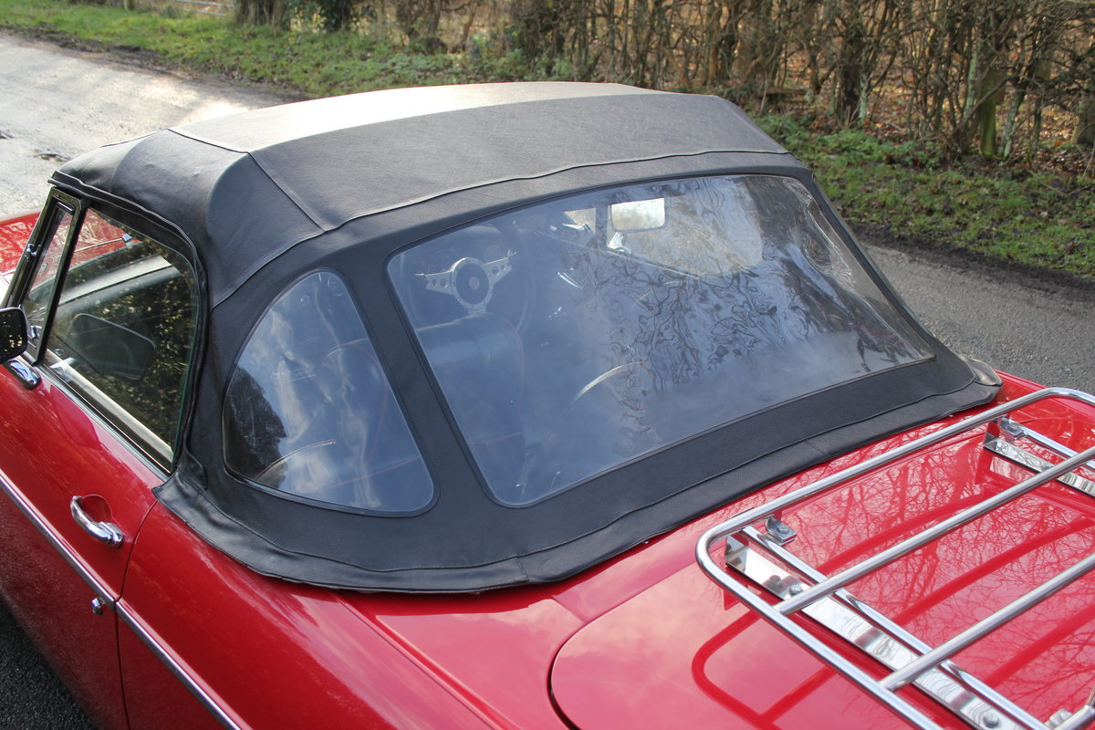 1966 MG B Roadster, Stage 2, 2.0 Spec, Beautiful Throughout For Sale (picture 19 of 20)