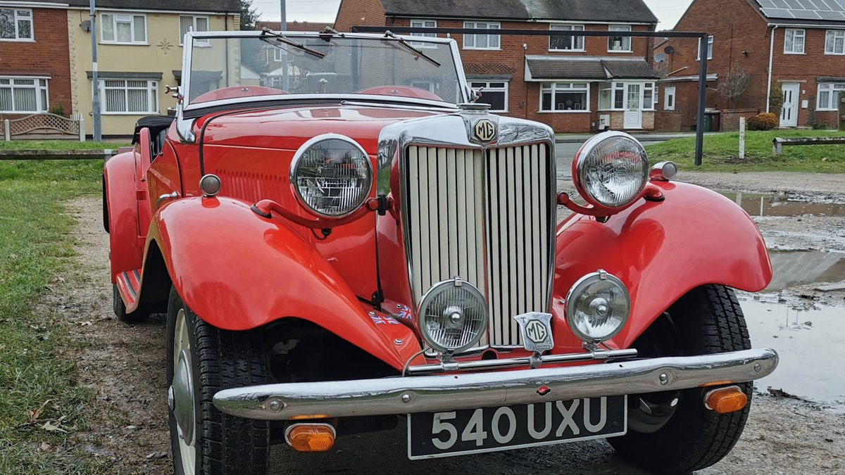 1953 MG TD Midget For Sale by Auction (picture 3 of 6)