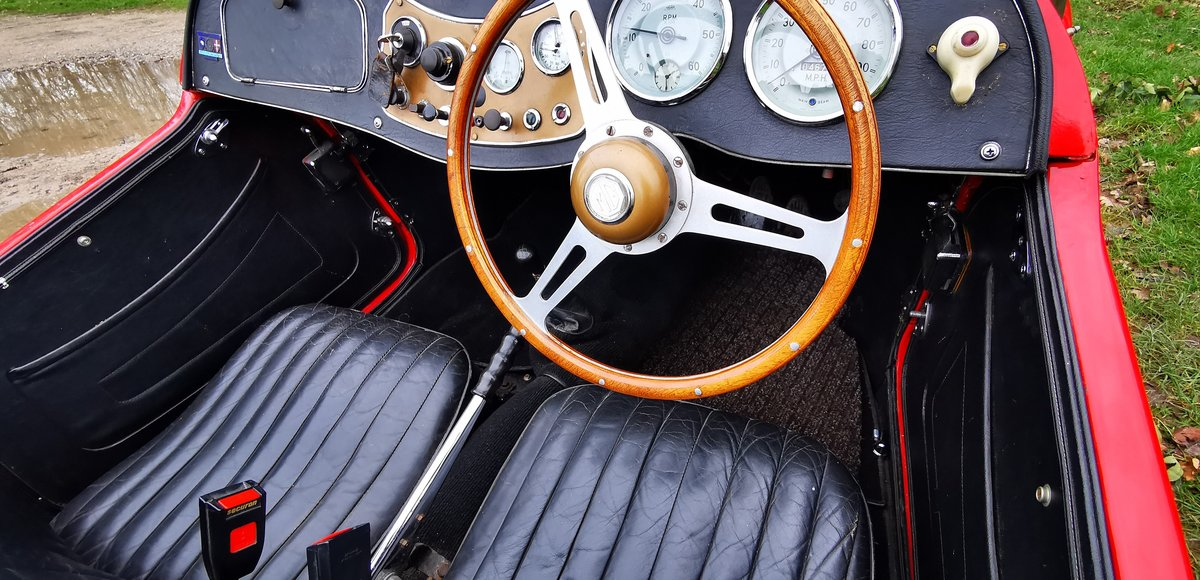 1953 MG TD Midget For Sale by Auction (picture 5 of 6)