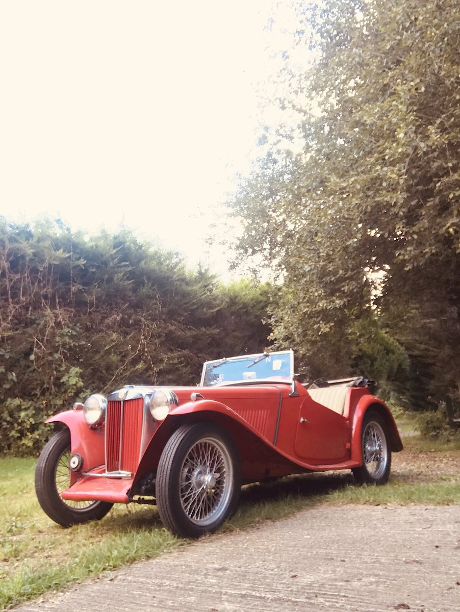 1946 MG TC For Sale (picture 1 of 6)