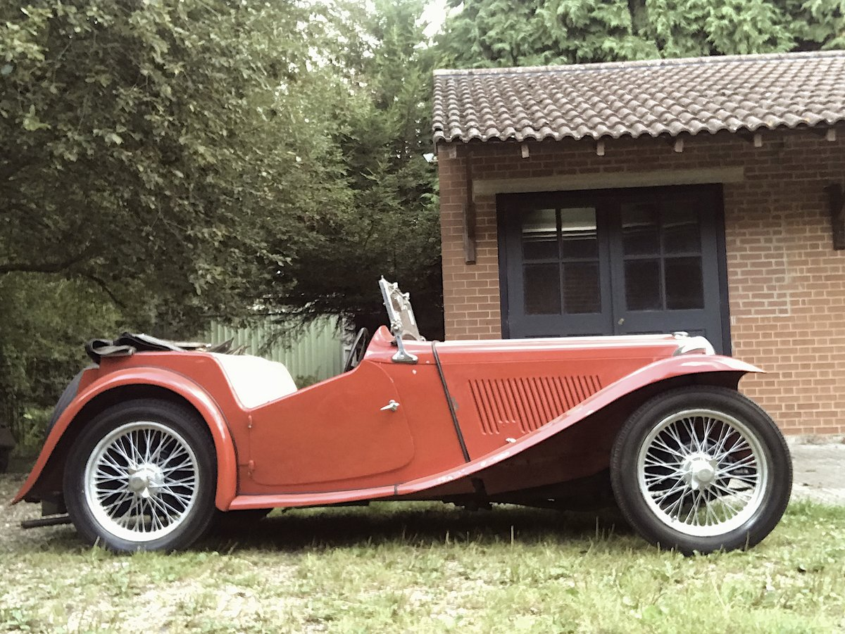 1946 MG TC For Sale (picture 2 of 6)