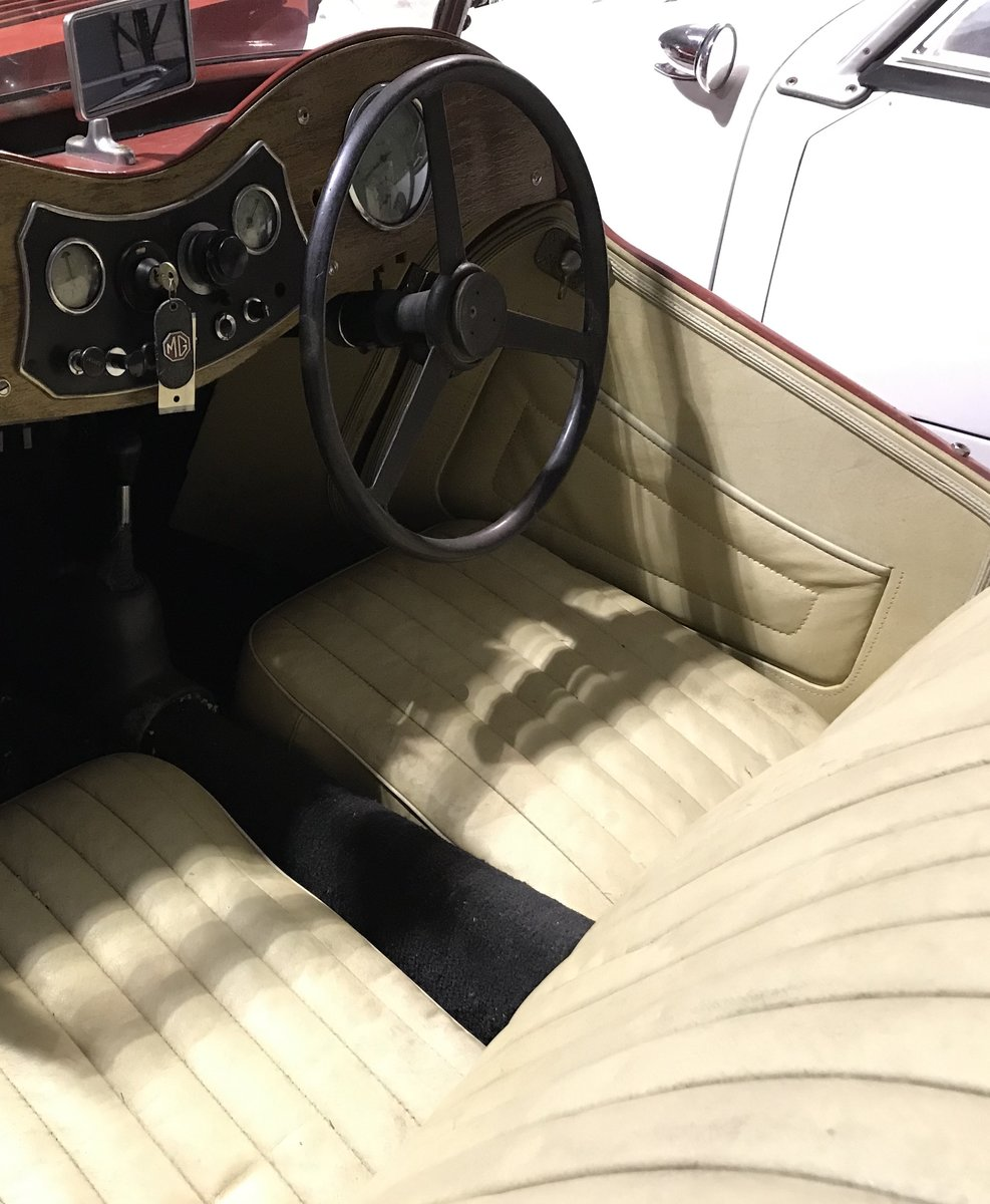 1946 MG TC For Sale (picture 3 of 6)