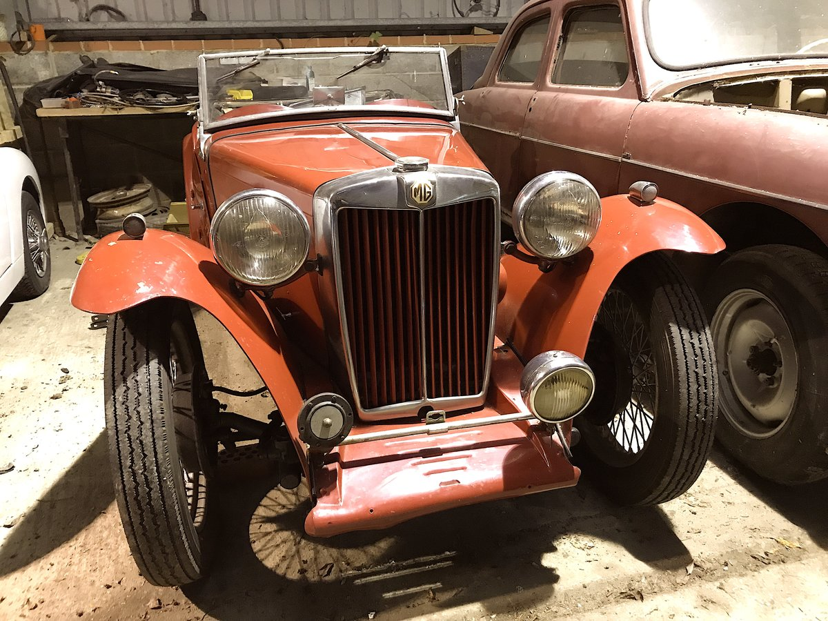 1946 MG TC For Sale (picture 6 of 6)