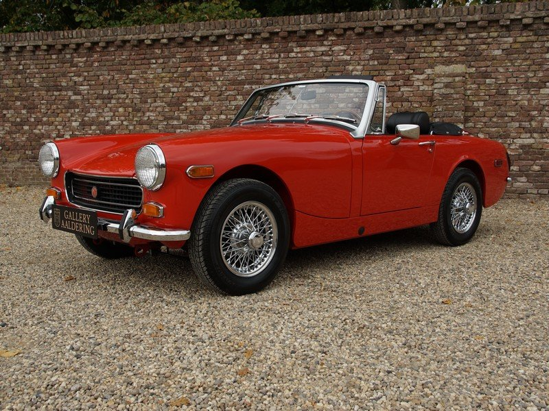 1971 MG Midget MK3 Complete restored condition, just stunning For Sale (picture 1 of 6)