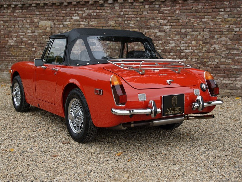 1971 MG Midget MK3 Complete restored condition, just stunning For Sale (picture 2 of 6)