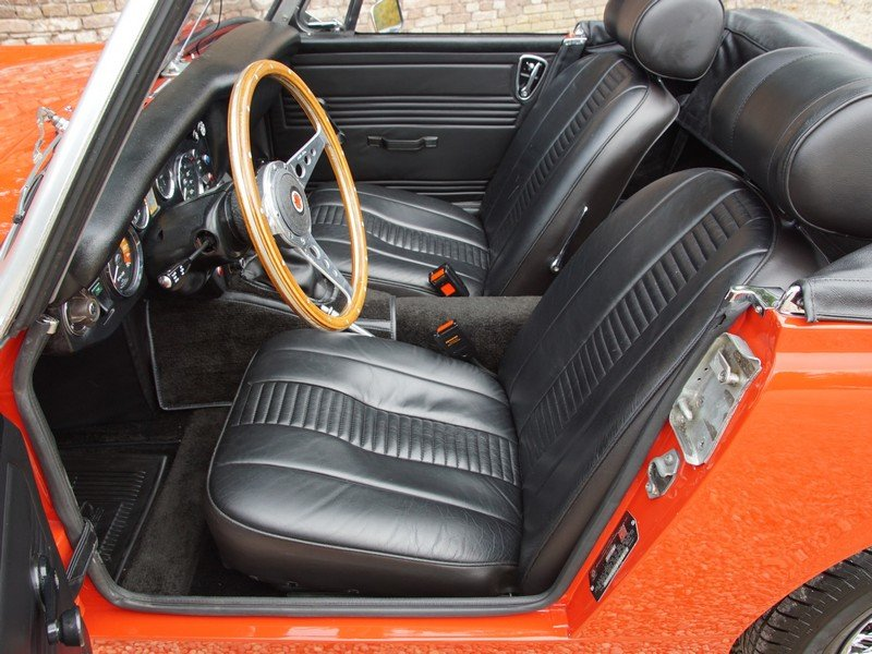 1971 MG Midget MK3 Complete restored condition, just stunning For Sale (picture 3 of 6)