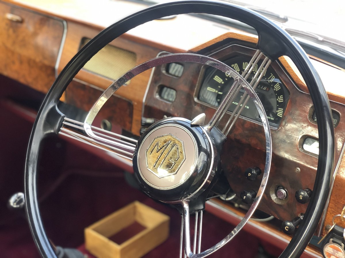 1958 MG Magnette ZB - 1.8 engine & 5 speed gearbox SOLD (picture 8 of 17)