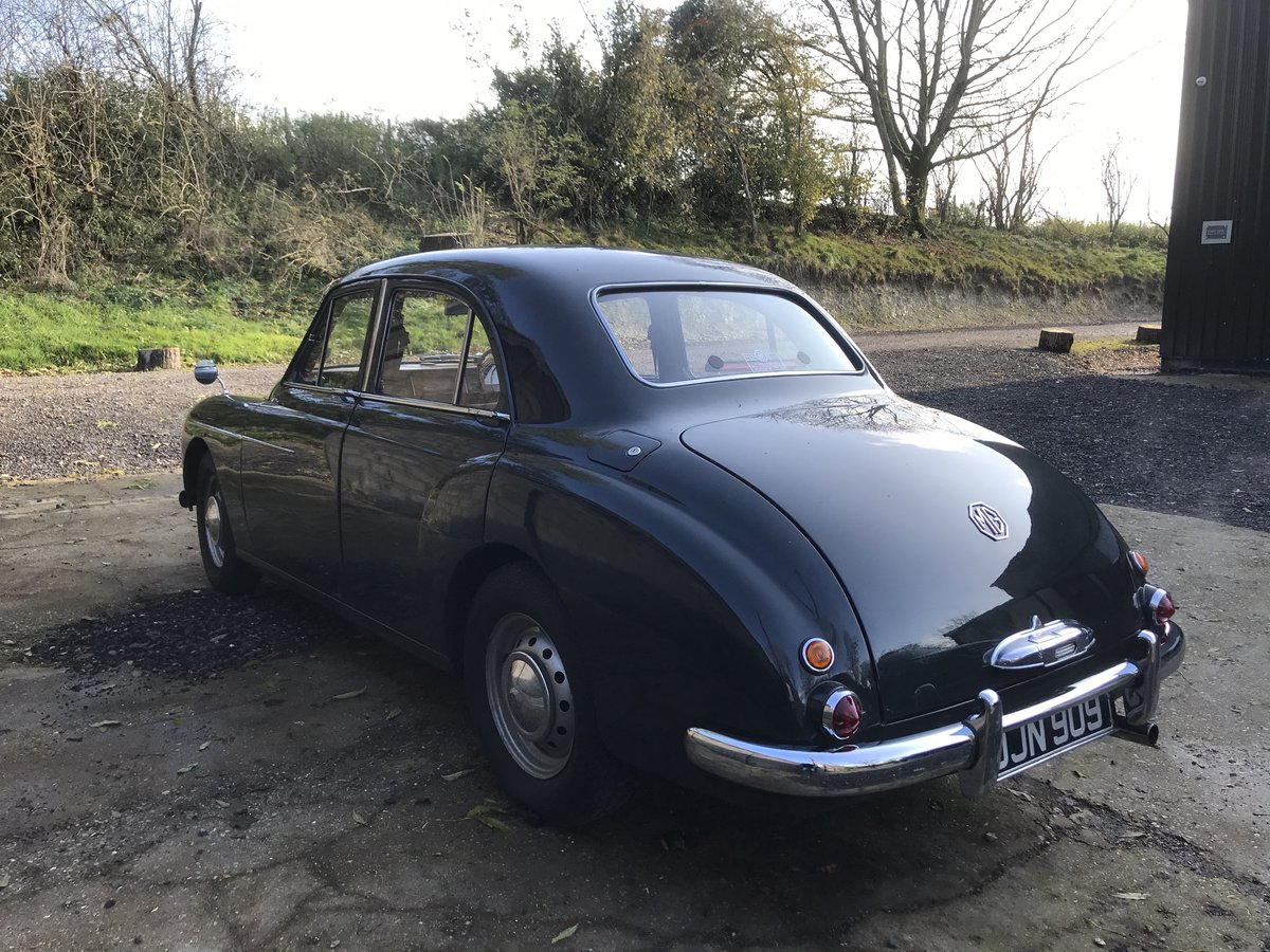 1958 MG Magnette ZB - 1.8 engine & 5 speed gearbox SOLD (picture 9 of 17)