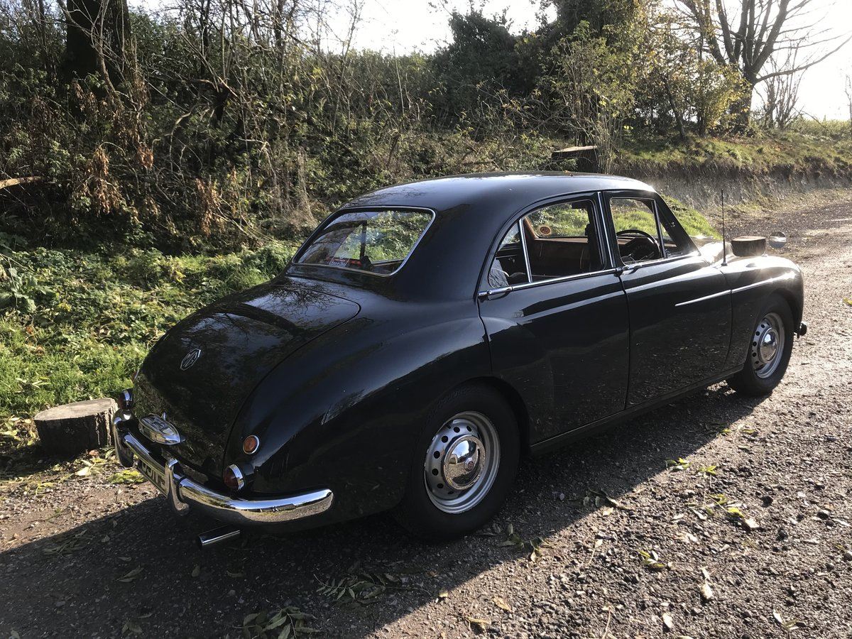 1958 MG Magnette ZB - 1.8 engine & 5 speed gearbox SOLD (picture 12 of 17)