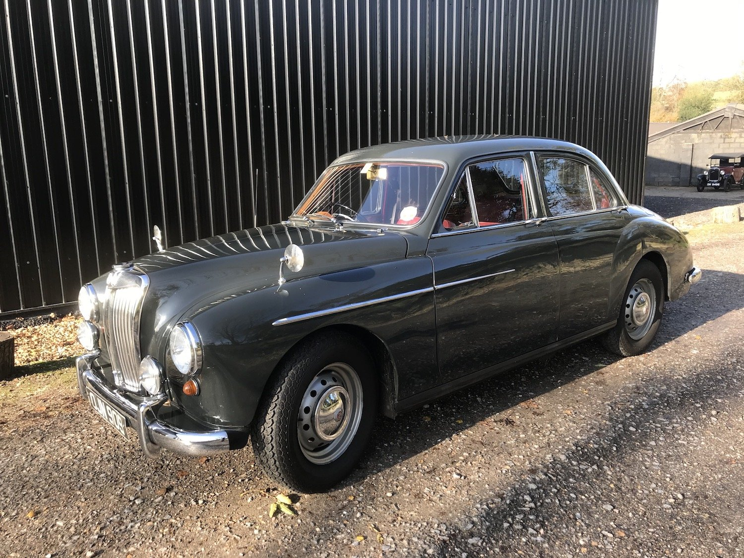 1958 MG Magnette ZB - 1.8 engine & 5 speed gearbox SOLD (picture 16 of 17)