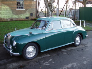 1958 M.G. ZB Magnette For Sale