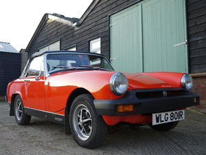 1977 MG MIDGET 1500 OLDER RESTORATION - PLEASE READ ADVERT!! SOLD
