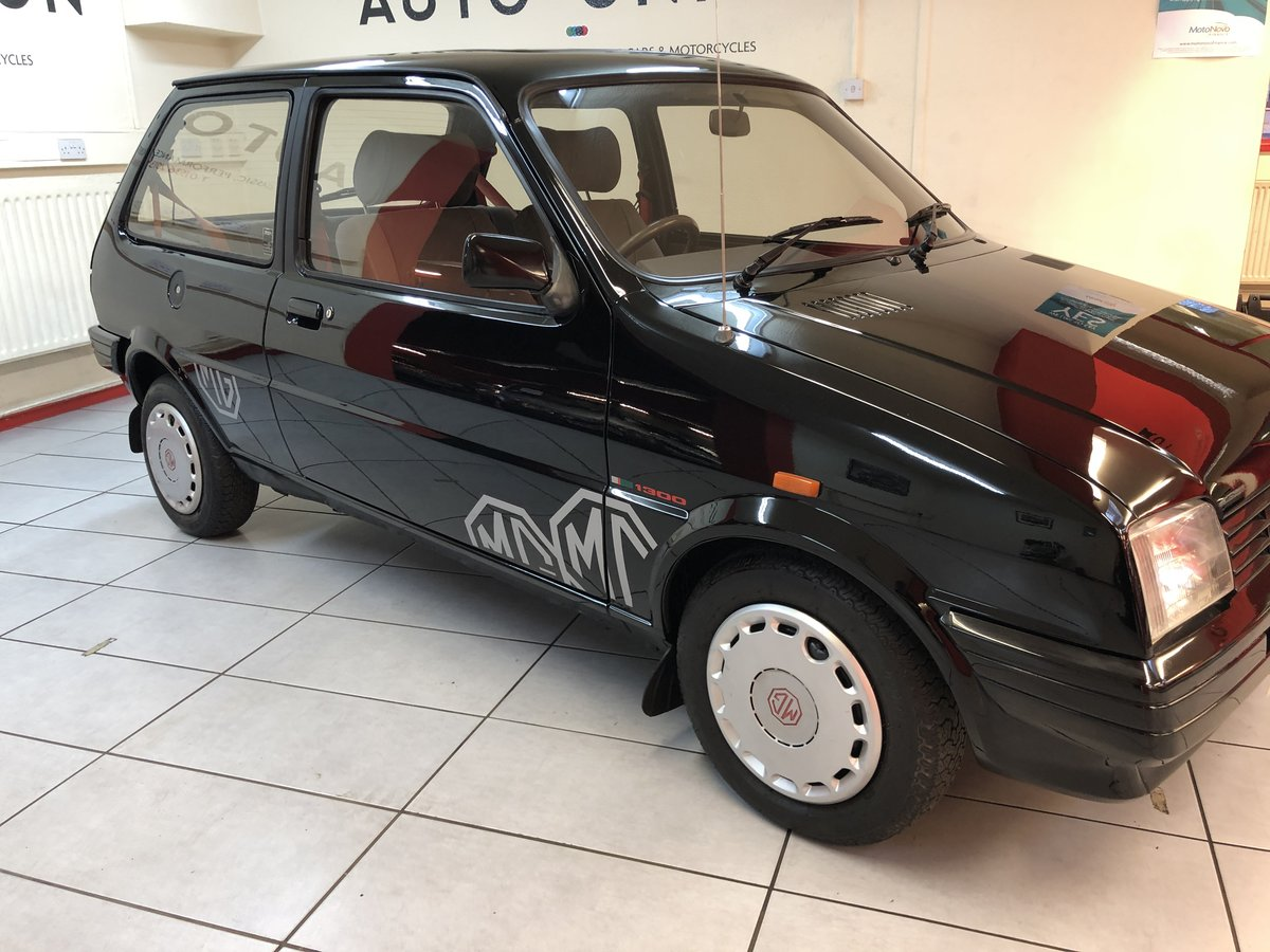 1989 1991 MG METRO For Sale (picture 1 of 6)