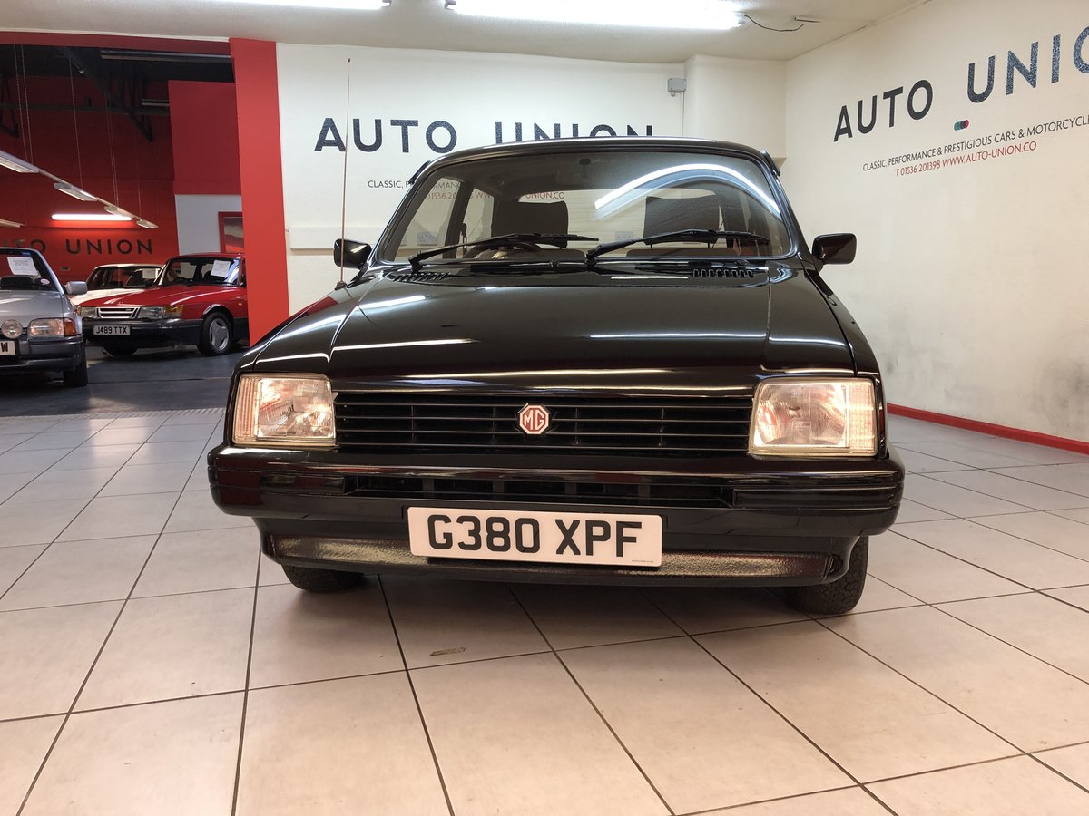 1989 1991 MG METRO For Sale (picture 2 of 6)