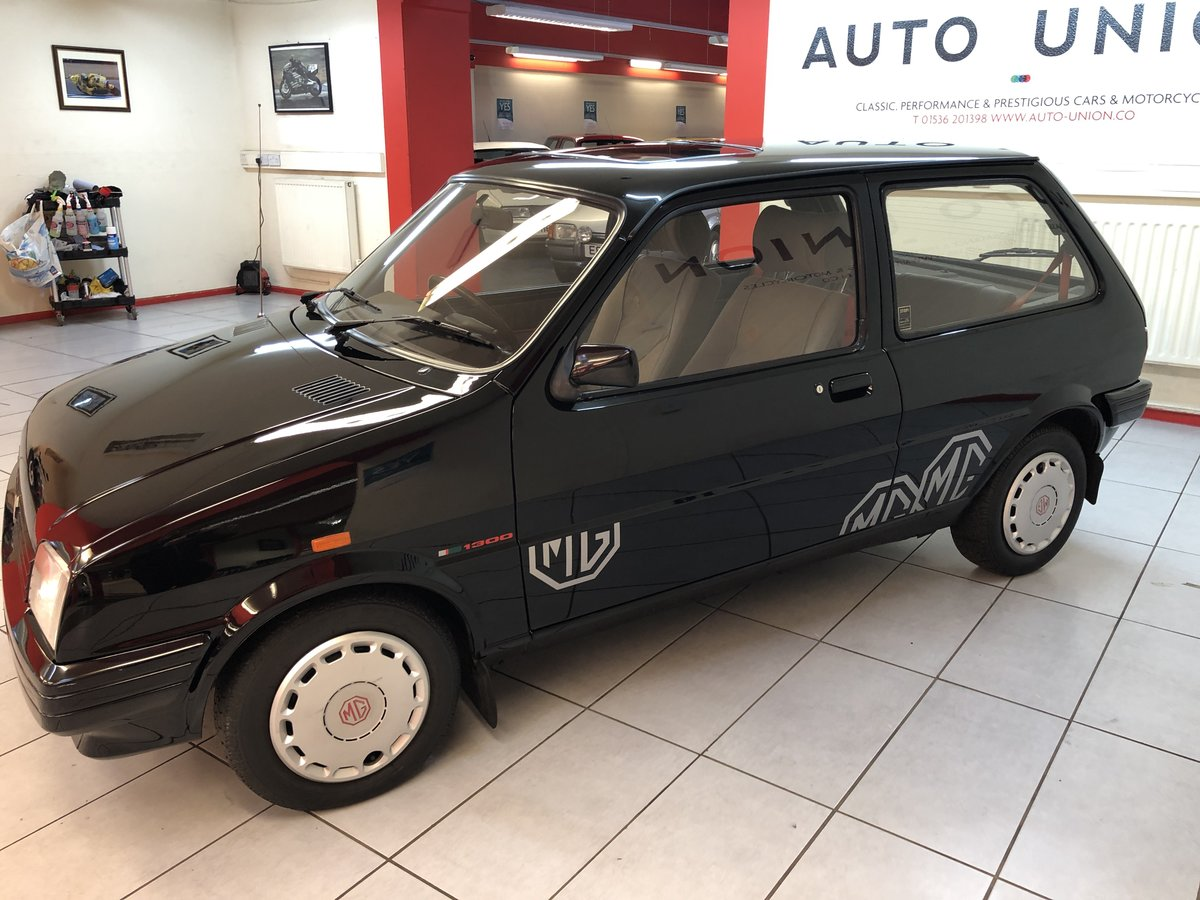 1989 1991 MG METRO For Sale (picture 3 of 6)