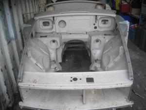1972 Roadster Body shell