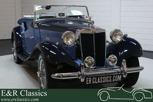 MG TD 1951 Top condition For Sale