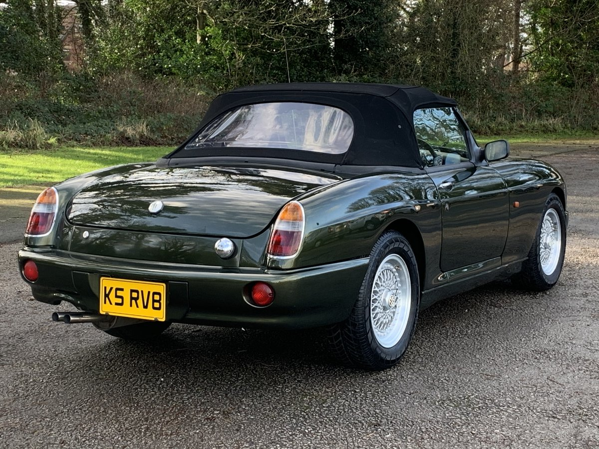 1995 MG RV8 3.9 V8 ROADSTER. 35,000 MILES For Sale (picture 2 of 6)