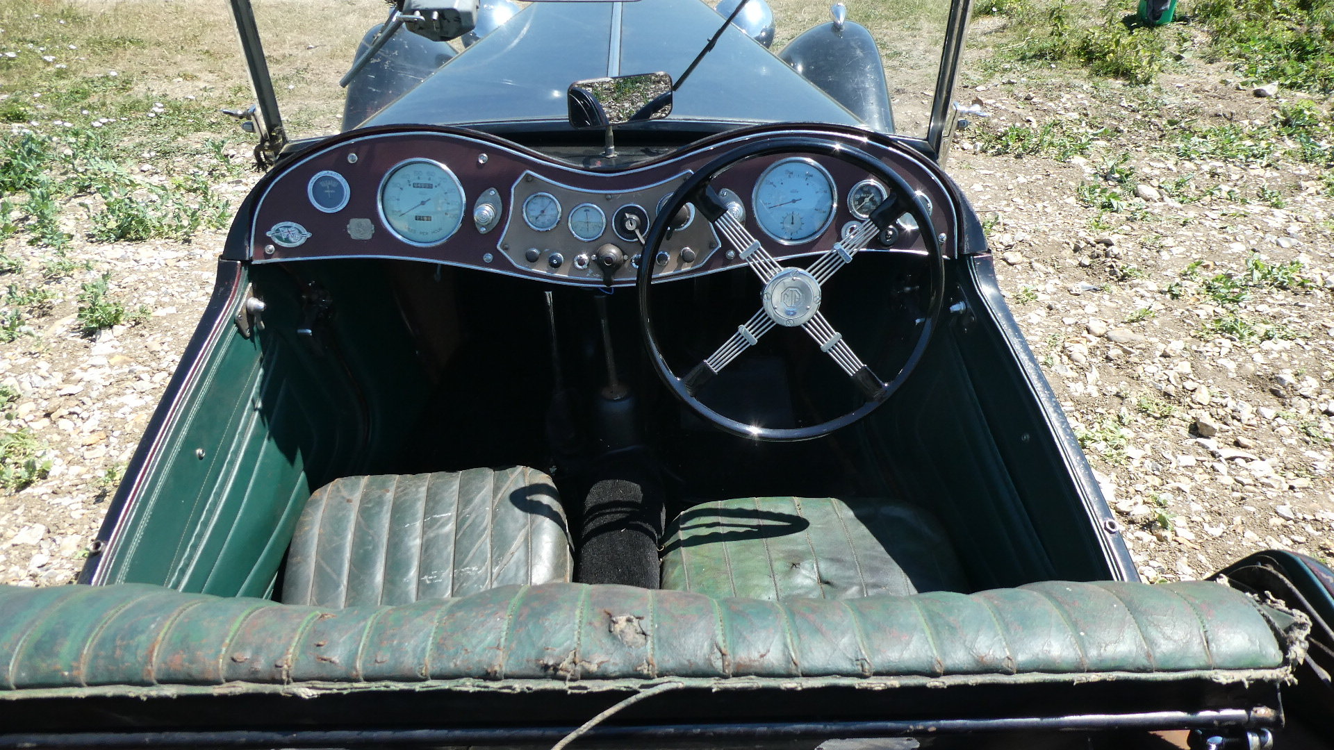MGTC EXU 1949 Rare Model  For Sale (picture 3 of 6)