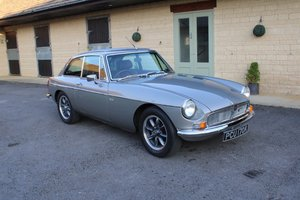 1971 MG B GT V8 – 3,000 MILES – £35,950 For Sale