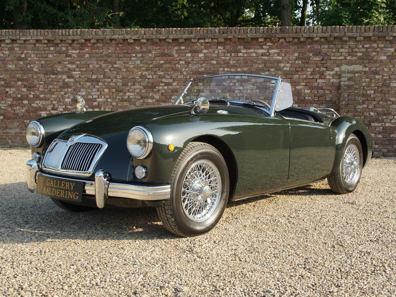 1959 MG A Roadster For Sale (picture 1 of 6)
