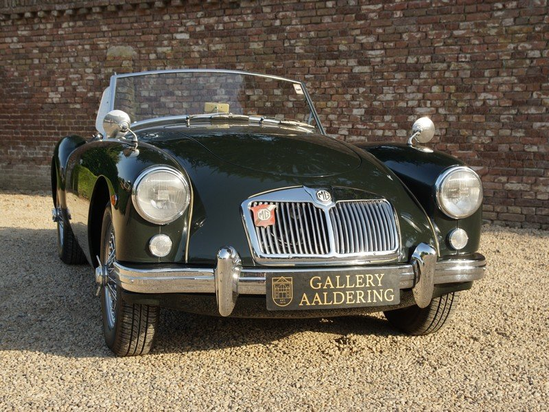 1959 MG A Roadster For Sale (picture 5 of 6)