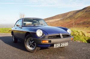 1975 '75 MGB GT - Fully rebuilt For Sale