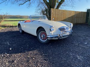 1958 MGA Roadster - LHD For Sale