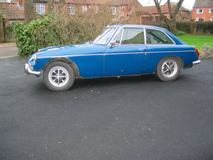 1974 MGB GT For Sale