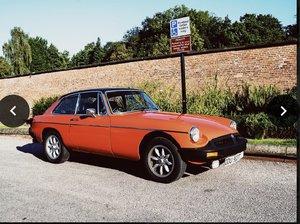 1978 MG BGT