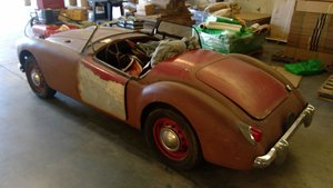 1955 MGAs For Sale in Southern California For Sale