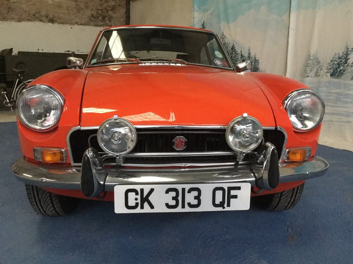 1974 Very nice BGT For Sale (picture 6 of 6)