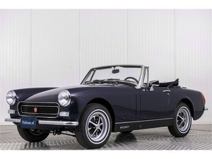 MG Midget MK3 1275 - Fully restored!