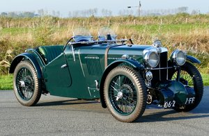 MG J2 Supercharged 1933  For Sale
