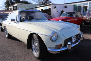 1969 MGC GT, Bare shell Rebuild, Power steering