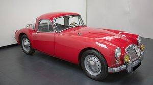MGA 1600 FHC LHD 1961