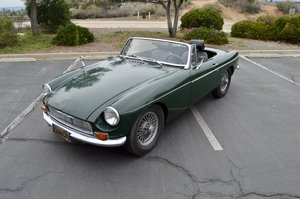 1969 Mgb Convertible SOLD