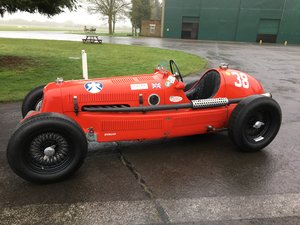 1933 MG K1/N monoposto For Sale