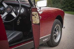 1973 MG Midget 1275 RWA, original, 23,000 miles For Sale