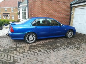 MG ZS 180 Owned from new