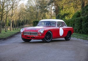1965 MGB Roadster 'FIA - Appendix K' Race Car