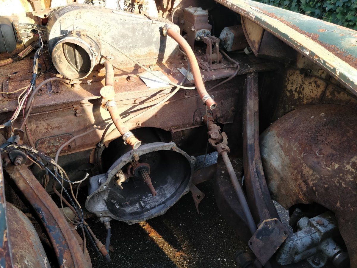 1958 Mga '58 lhd for restoration, complete project For Sale (picture 3 of 6)