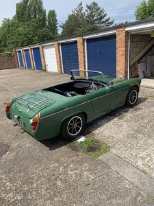1963 Superb MK1 MG Midget For Sale